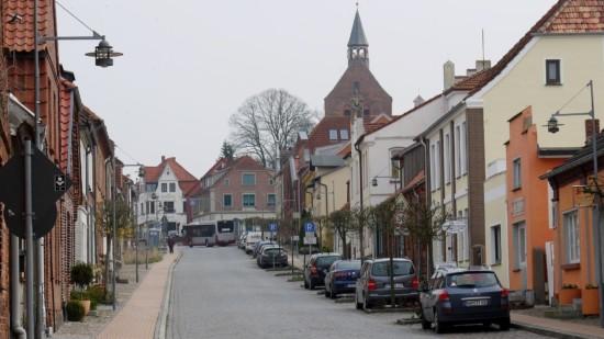 Bkick in die Lübecker Straße