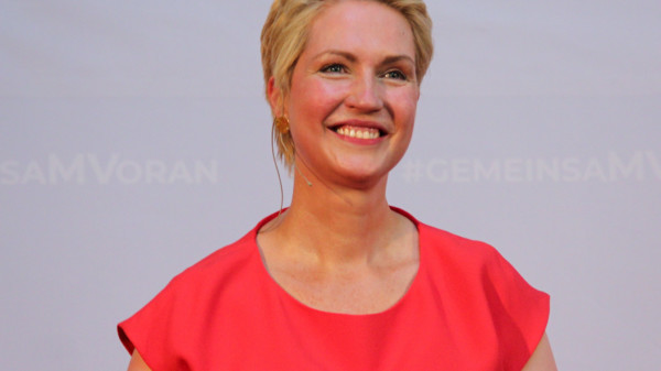 MP Manuela Schwesig